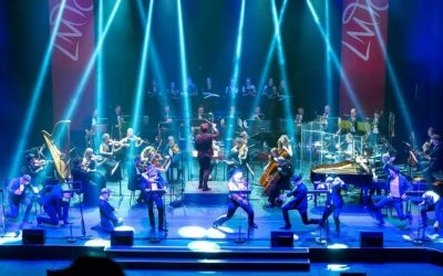 The London Musical Theatre Orchestra Performance Of Camelot