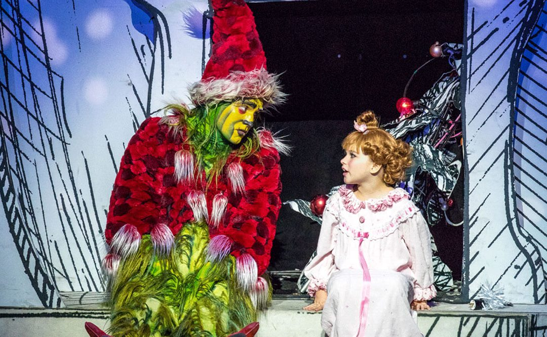 How The Grinch Stole Christmas Musical.How The Grinch Stole Christmas Comes To Theater At Madison