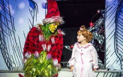 How The Grinch Stole Christmas Comes To Theater At Madison Square Garden In December?